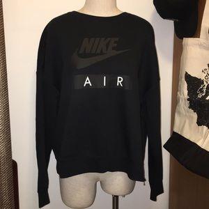 New Black Nike sweatshirt